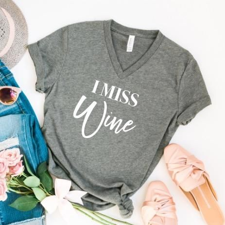 08c2fc65b84e3 I Miss Wine shirt, pregnancy shirt, maternity shirt, pregnancy announcement  shirt, baby news, baby reveal, mommy to be, pregnancy clothes, funny  pregnancy ...