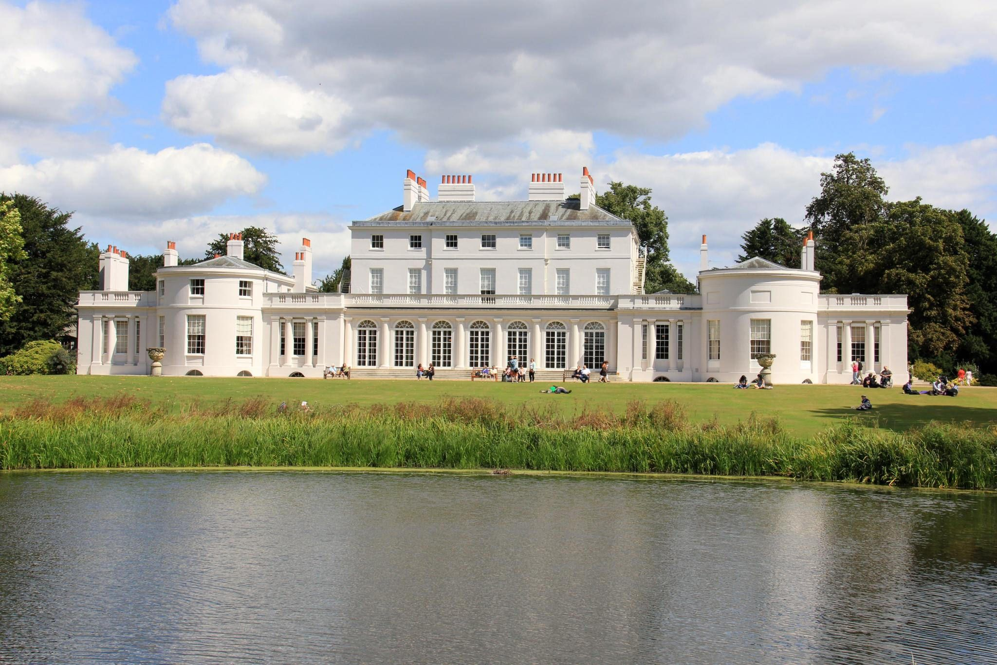 Frogmore House In The Private Home Park Of Windsor Castle A Residence Various Monarchs