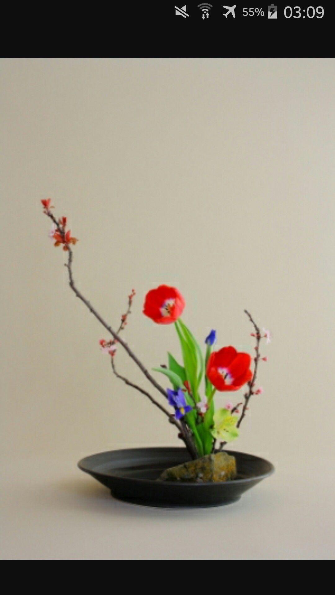 Pin By Angels On Ikebana With Images Japanese Flowers Ikebana Flower Arrangement Ikebana