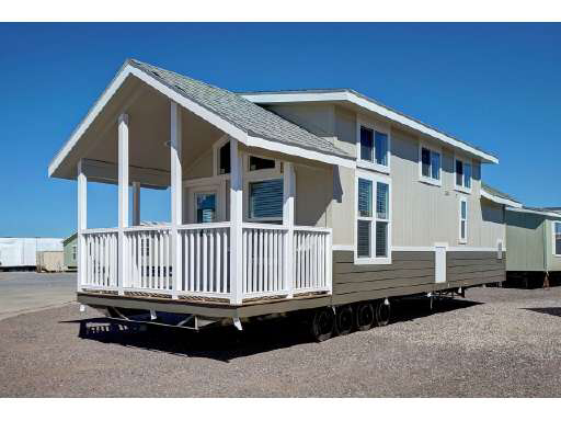 2019 Instant Mobile House Enchanted Cottage For Sale In Ramona Ca Rv Trader Park Model Homes Homes Of Merit Park Models