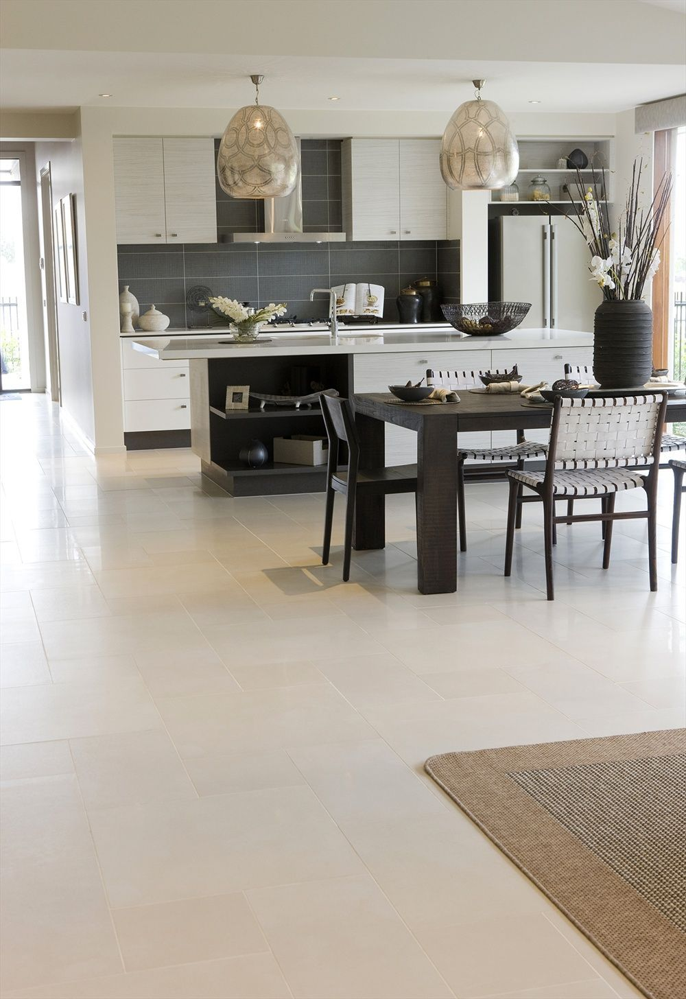 What Do You Think Of This Living Rooms Tile Idea I Got From Beaumont Tiles Check Out More Ideas Here Tile Com Au Roomideas Aspx Pisos Suelos Cocinas Modernas