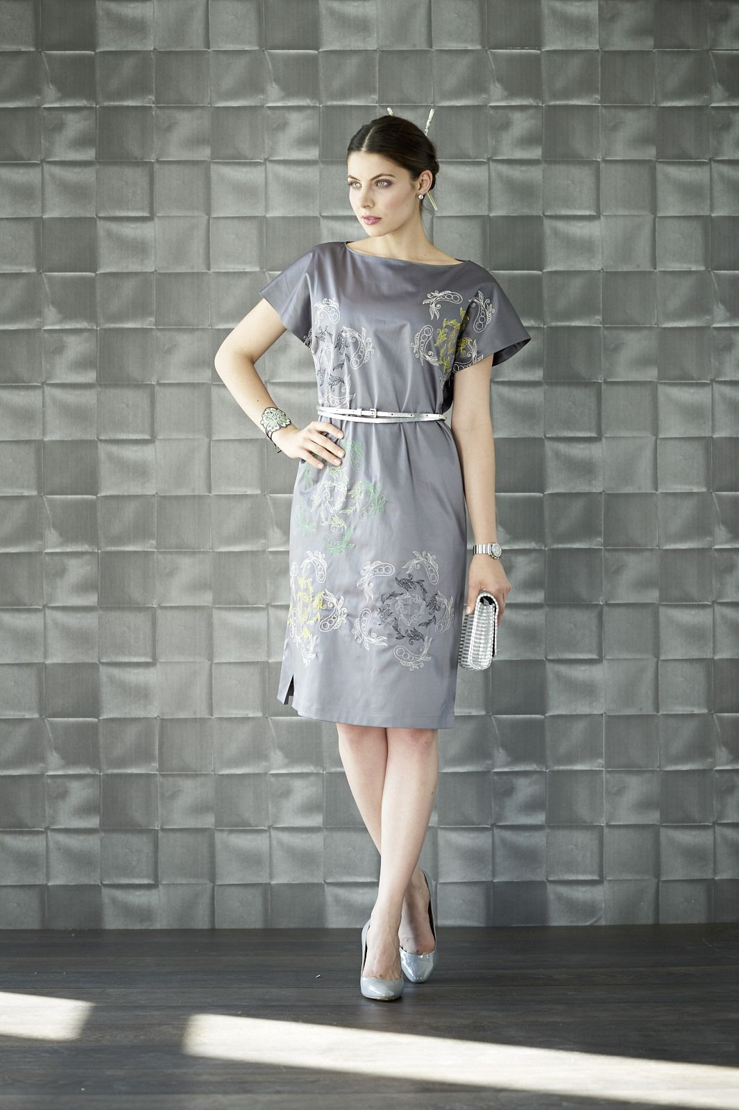 B 880 Dress - Experience - BERNINA | These companies patterns ...