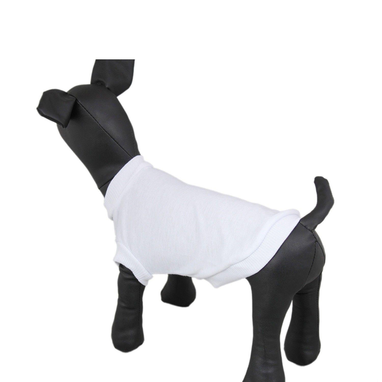 where to buy plain dog shirts in bulk