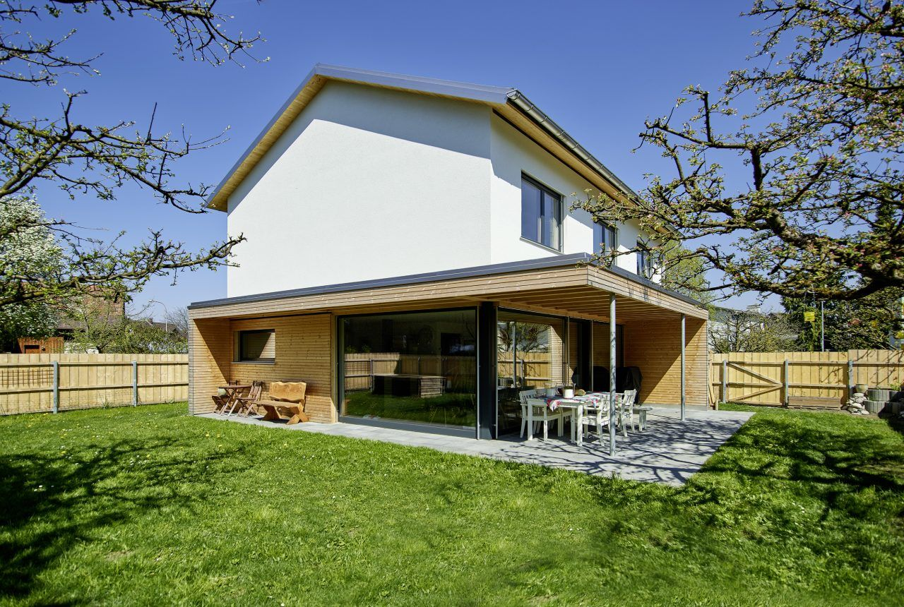 Einfamilienhaus J / AHohenems Einfamilienhaus, Style at