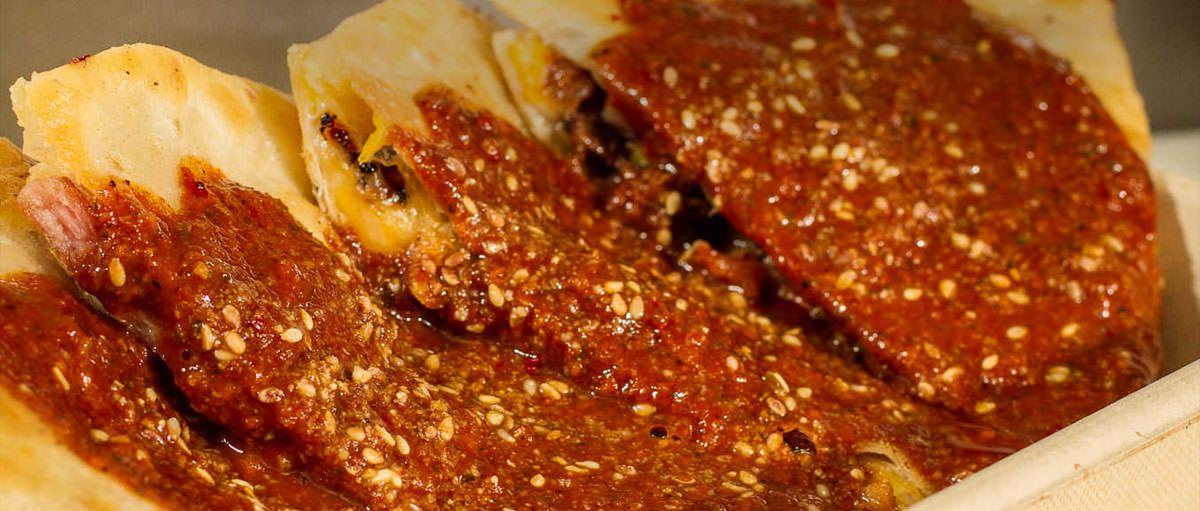 Kogi BBQ Food, Bbq tacos, Food truck