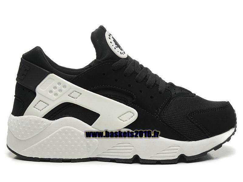 Nike Air Huarache 1 Chaussures Nike Officiel Prix Pas Cher Pour Homme Noir - Blanc