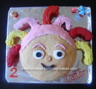 Upsy daisy cake recipe