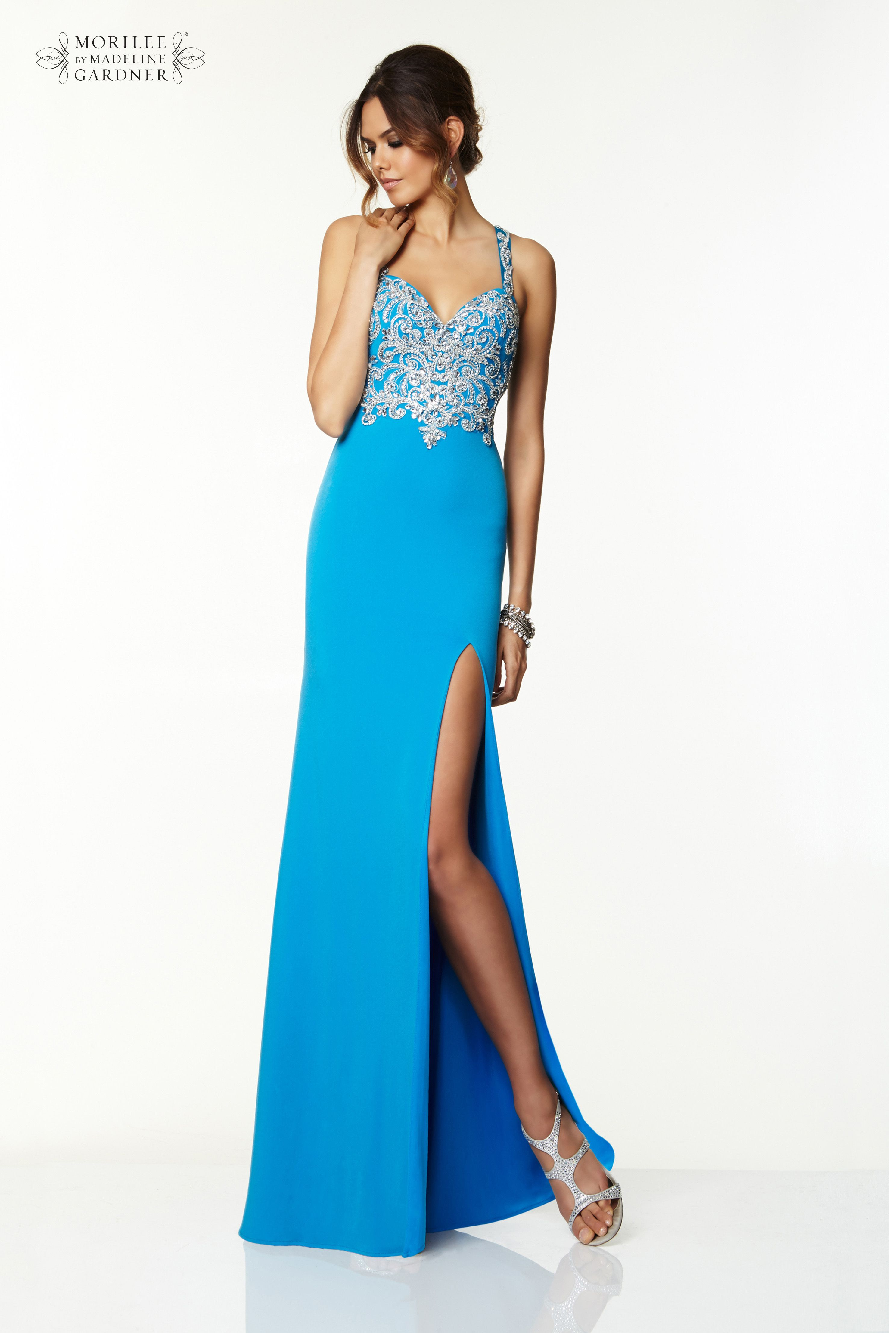 Mori Lee Paparazzi Prom Dress - Style 97057 - Available in Black ...