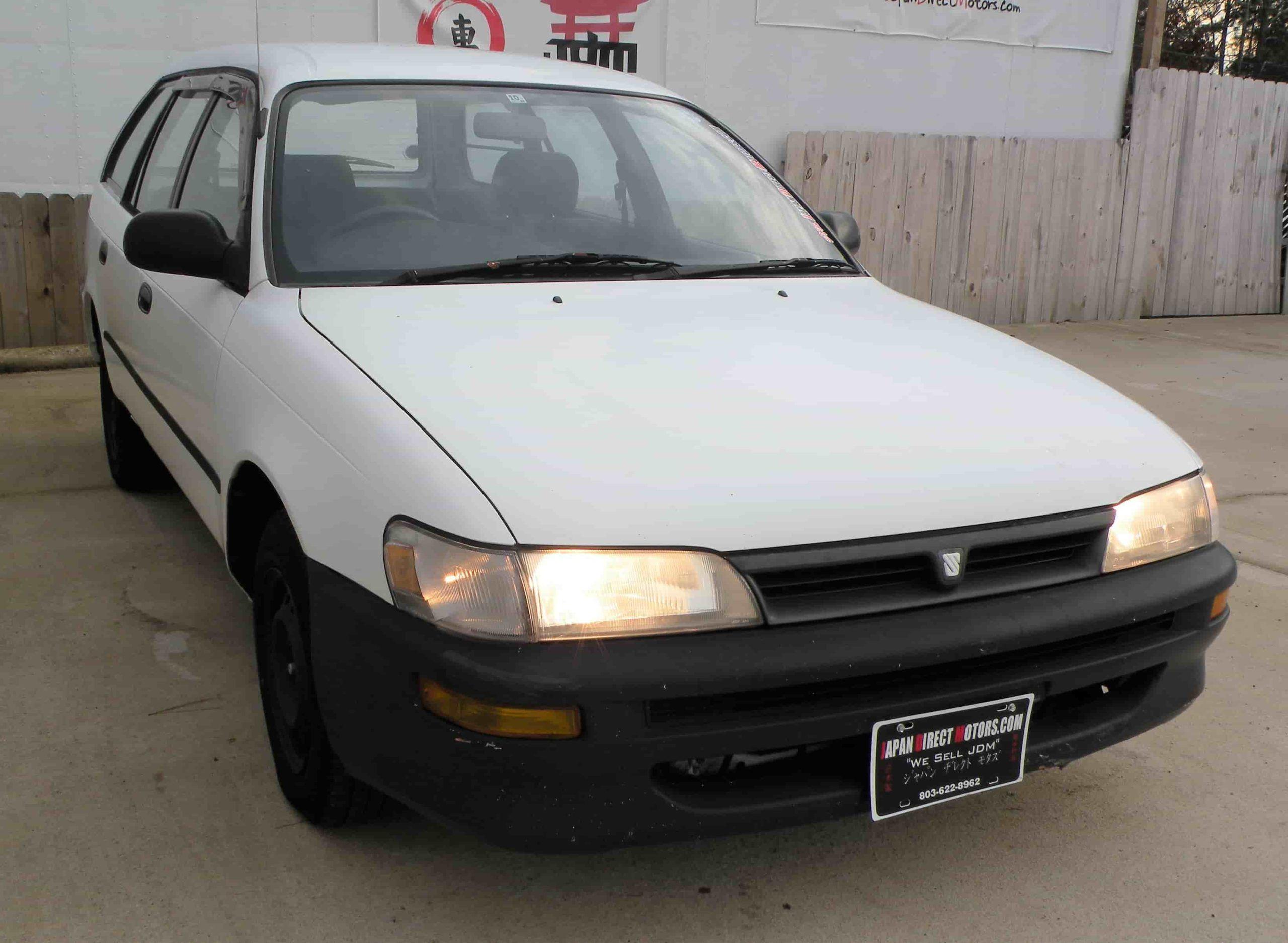 1994 Toyota Sprinter Wagon Jdmbuysell Com Wagon Toyota Sprinter