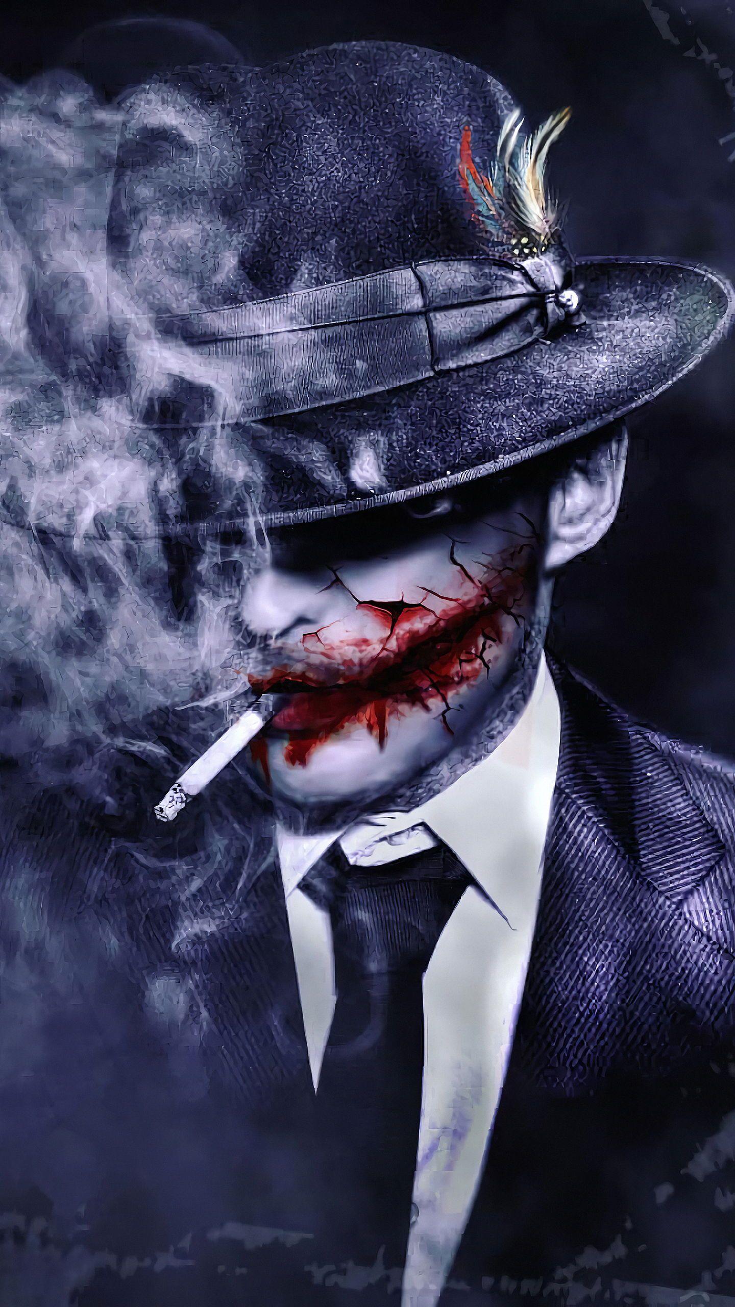 Pin by Darko on Tattoo in 2020 Joker wallpapers, Joker