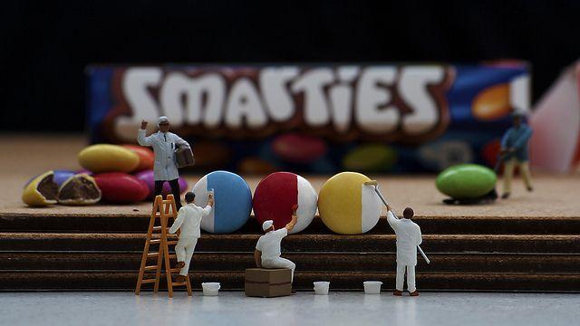 Smarties   Flickr - Photo Sharing!
