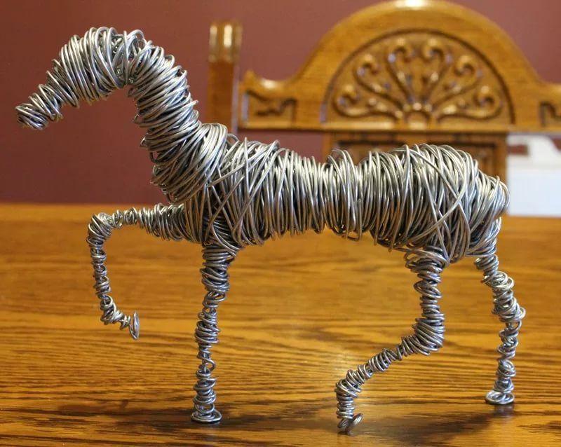лошадь из проволоки: 8 тыс изображений найдено в Яндекс ...