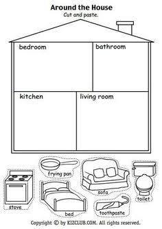 Resultado de imagen para worksheets parts of the house resultado de imagen para worksheets parts of the house ibookread ePUb