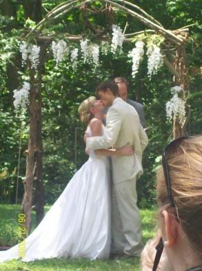 Rustic Wedding Arbor | Wedding Arch | Size | Only $695.00 ...