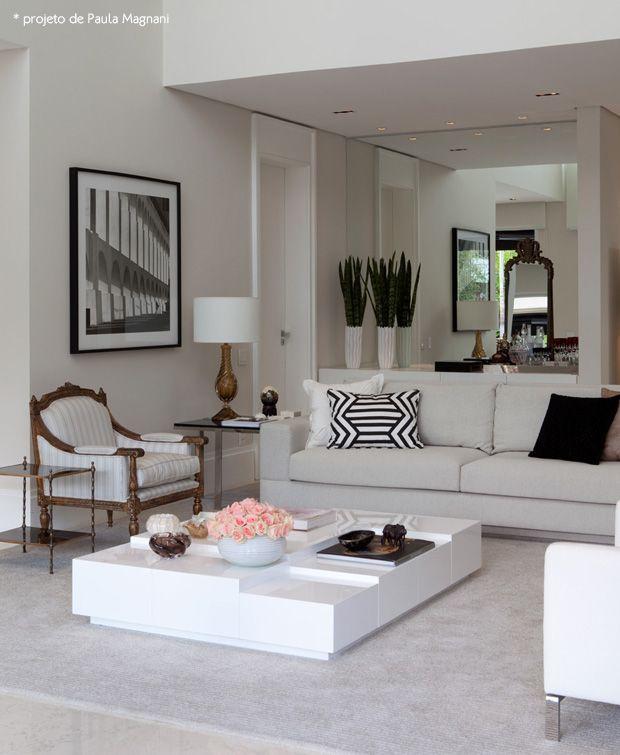 Mesas de centro salas modernas pinterest modelo - Mesas de sala modernas ...
