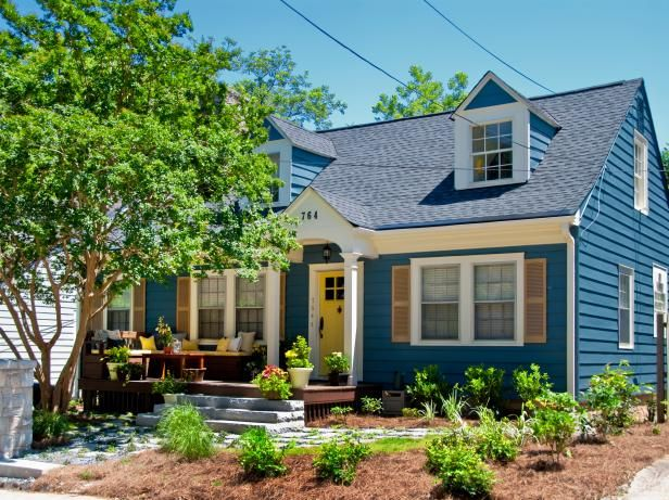 10 Home Maintenance Tips For Spring Cape Cod House Exterior House Paint Exterior Cape Cod Style House