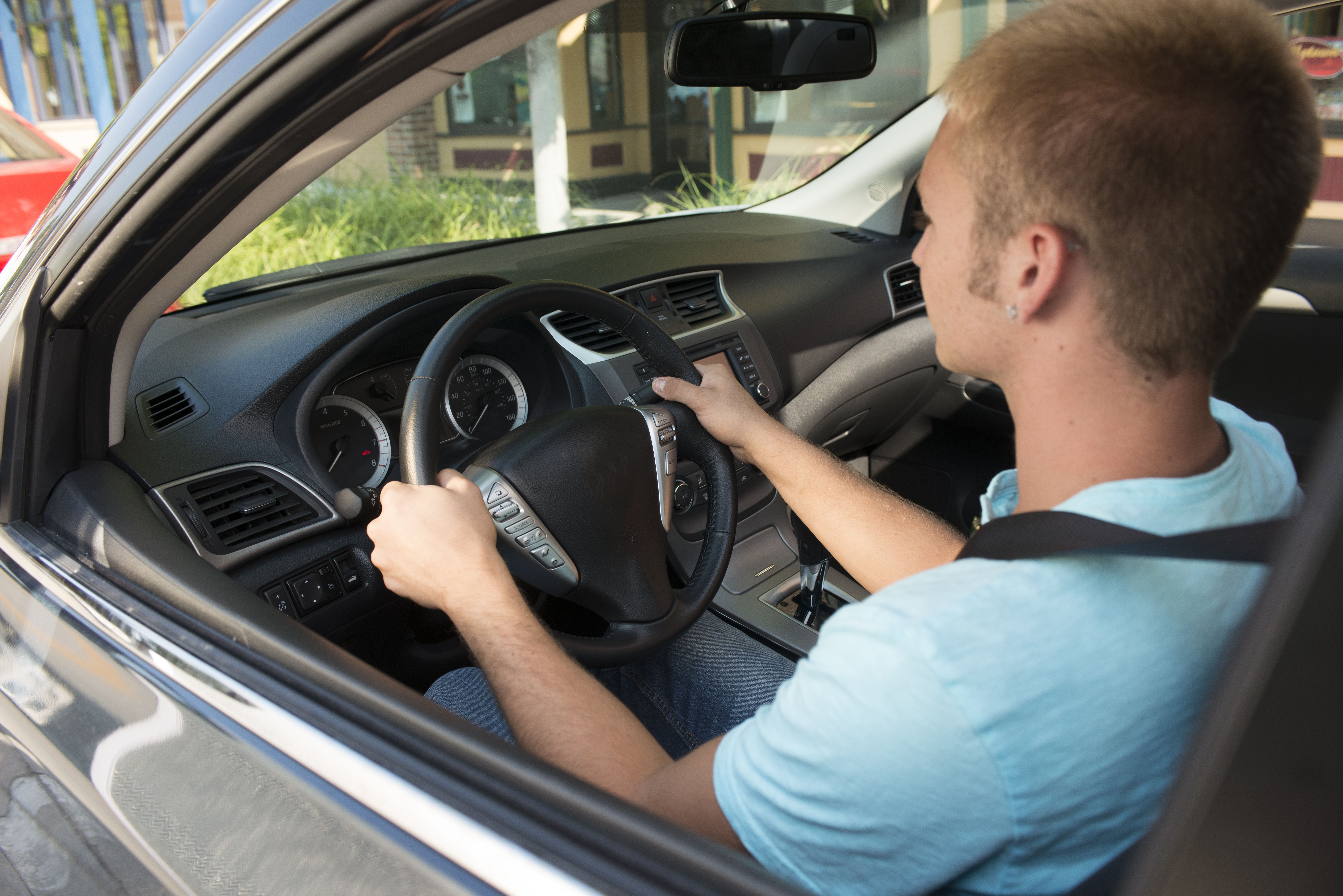 Drivers license male driver car insurance