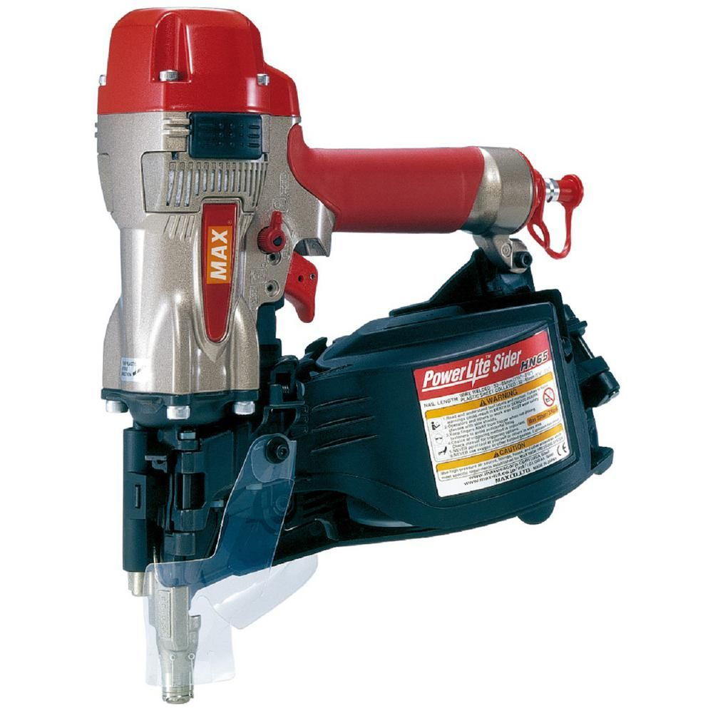 Max USA Corp High Pressure Siding and Decking Nailer