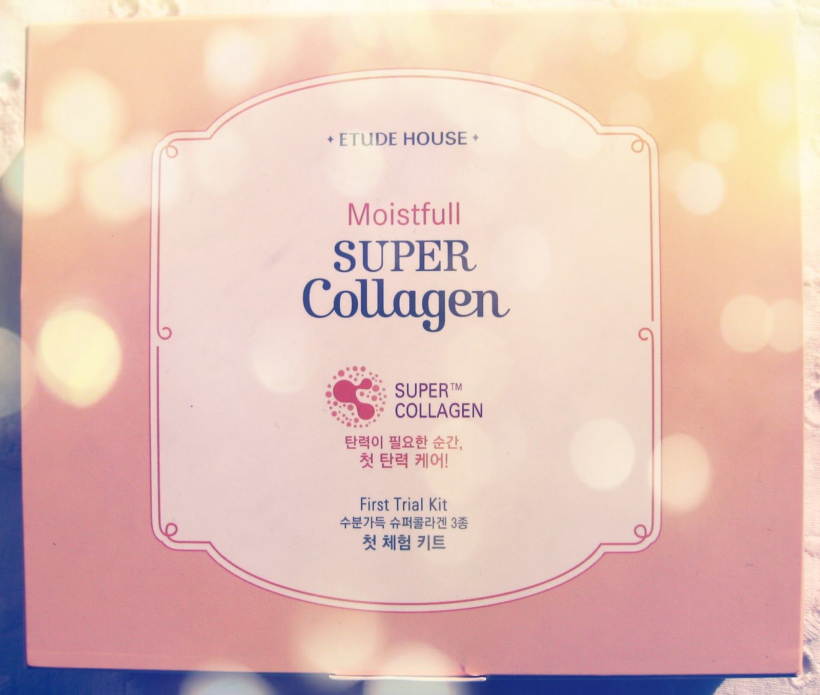 CamomilleBeautyTime: {197} ETUDE HOUSE Moistfull Super Collagen First T...