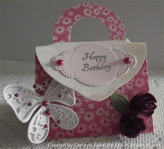 DownUnder Direct Inspirations: Purse Gift Holder