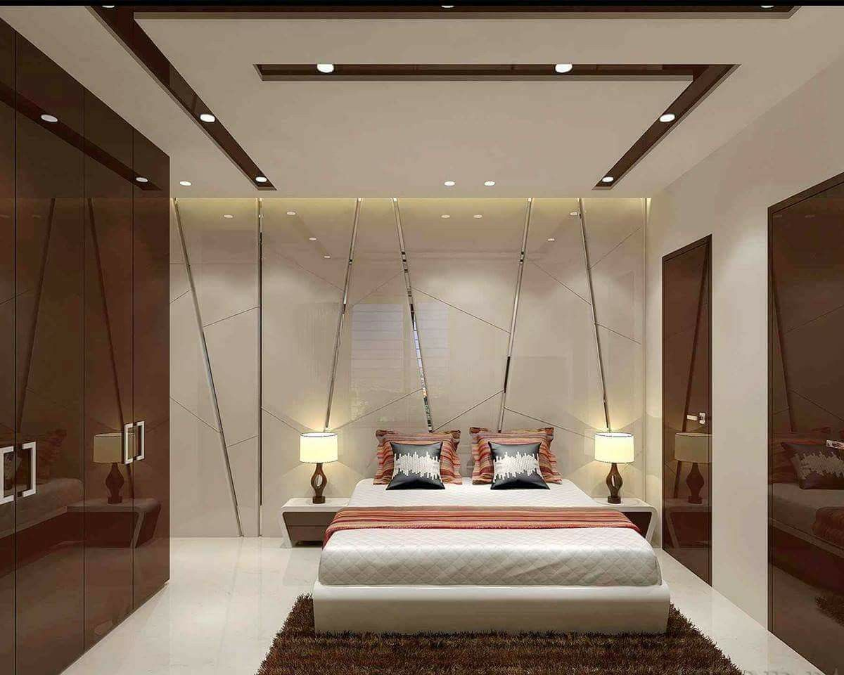 Pin by Irfan Ahmad on Paint colors Bedroom false ceiling