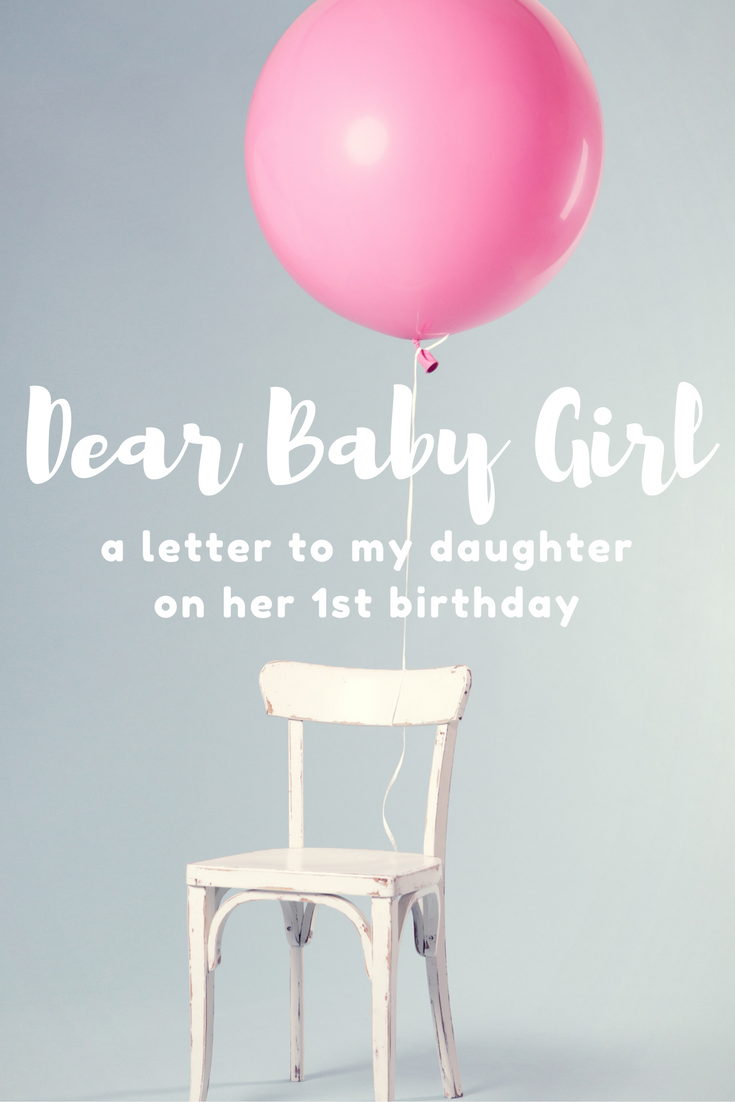 To My Firstborn Daughter | Blogging shares :) | Blog tips