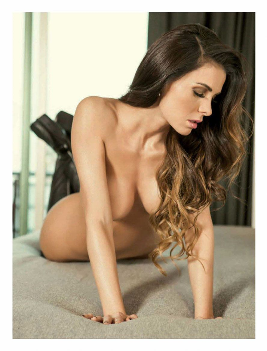 nude Vanessa arias