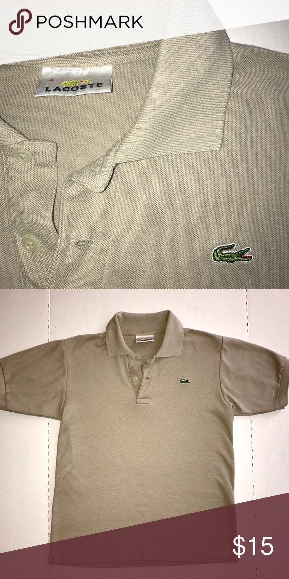 Lacoste Polo Shirt Slim Fit Lacoste Polo Shirt Perfect For Casual Business Casual Outfits Never Worn Make An Offer La Lacoste Polo Shirts Mens Outfits Shirts