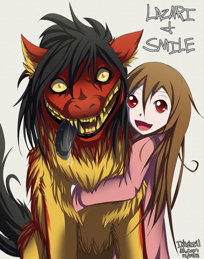 Smile Dog Anime : smile, anime, SMILE