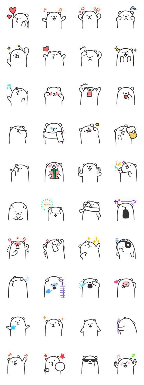 stickers con dibujos de las emociones, para imprimir y decorar tu agenda
