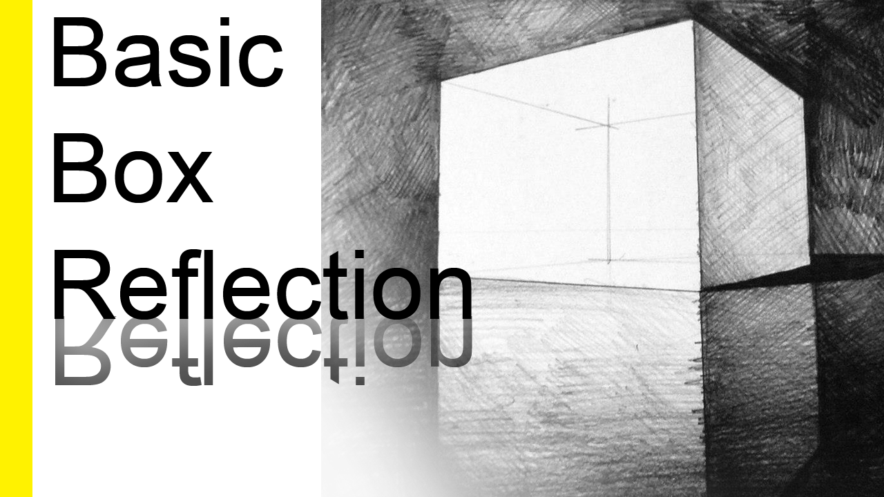 How To Draw A Basic Box Reflection Arch Student Com