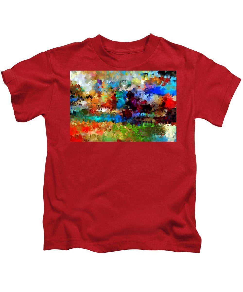 Kids T-Shirt - Abstract 477