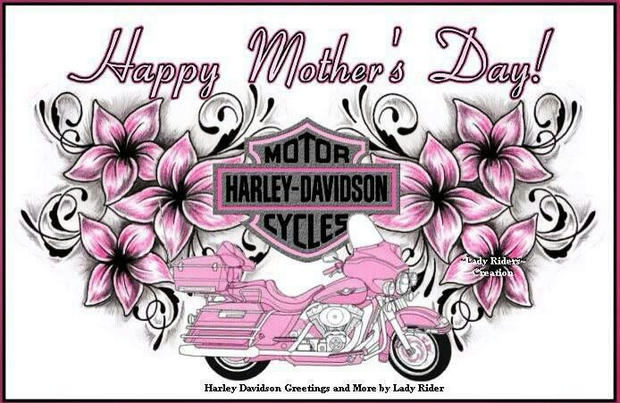 To all the biker mamas out there, happy mother's day | I ...