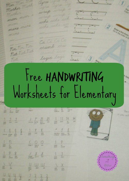 free handwriting worksheets for elementary ultimate homeschool board free handwriting. Black Bedroom Furniture Sets. Home Design Ideas