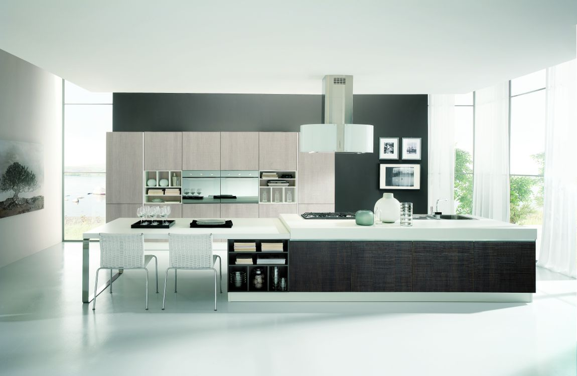 Cucinesse: #cucina moderna SLIM PROJECT - La cucina si evolve ...
