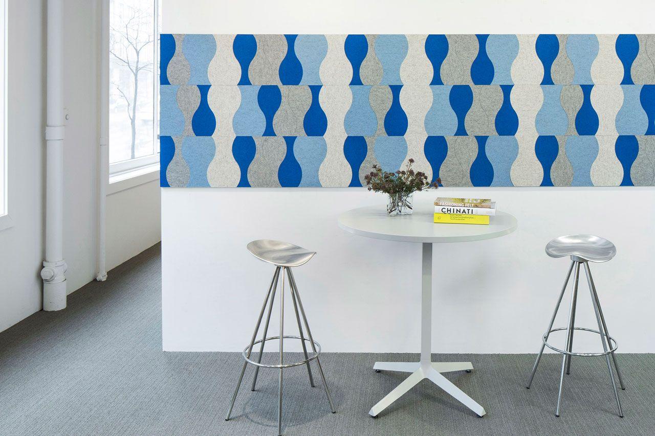 FilzFelt Launches the Eva Zeisel Collection of Acoustic Tiles ...