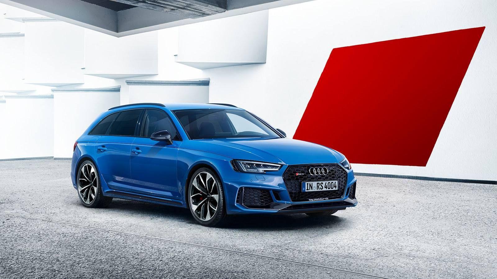 2018 Audi Rs4 Avant รถยนต Audi Rs4 Audi Cars Audi