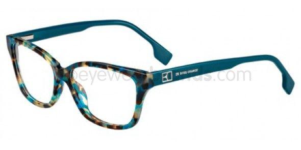 cae94c24d8 Boss Orange BO0008 SG5 HAVANA BLUE Boss Orange Glasses