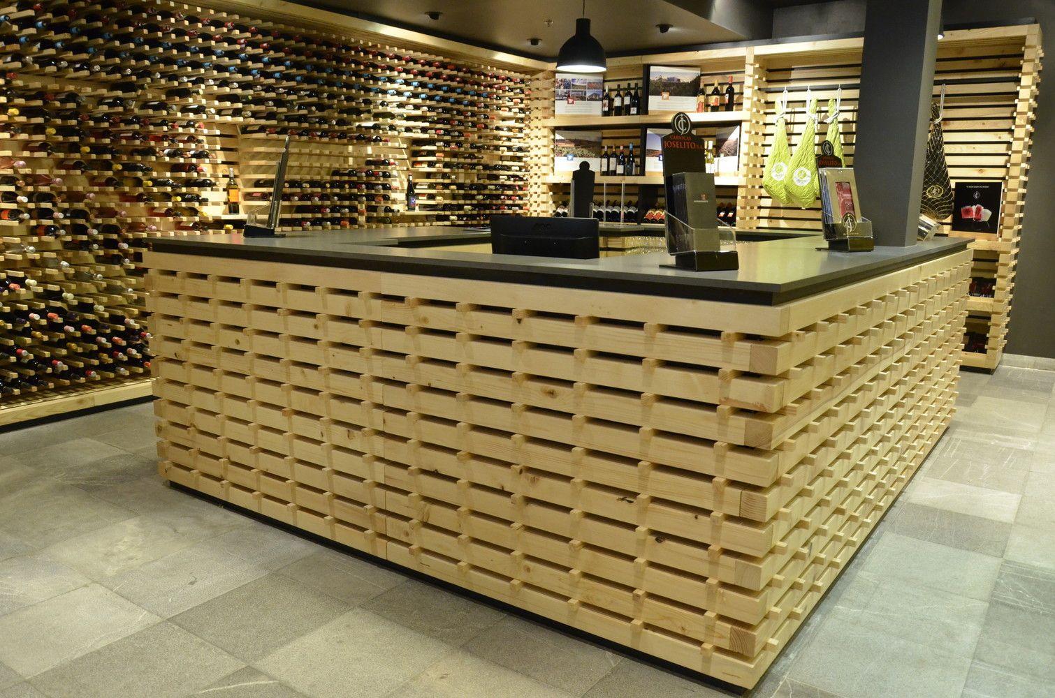 Galer A De Tienda Gourmet Intersybarite Arquitectura Sist Mica  # Muebles Para Tienda Gourmet