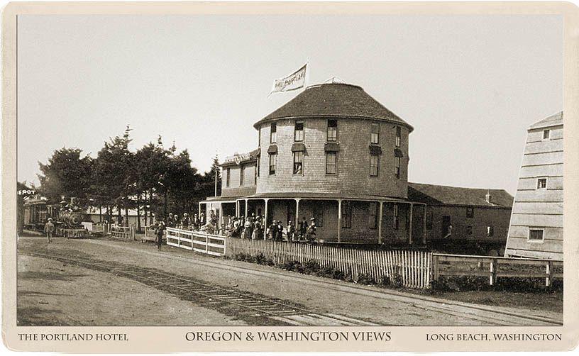 Long Beach Washington Portland Hotel