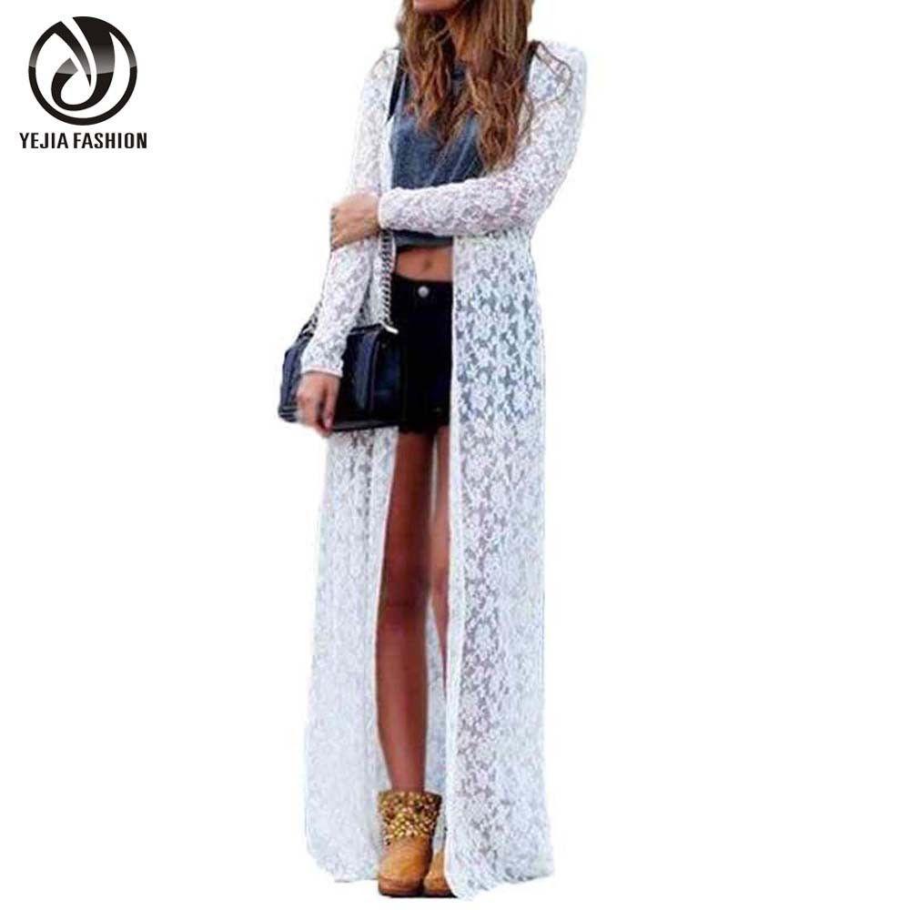 YEJIA FASHION Plus Size Women Clothing Casual Summer Autumn Long ...