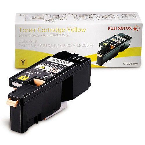 Mực In Xerox Toner Cartridge Yellow Docuprint Cm205b Cp105b