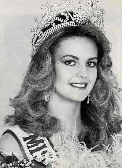 Irene Saez Conde - Venezuela - Miss Universe 1981