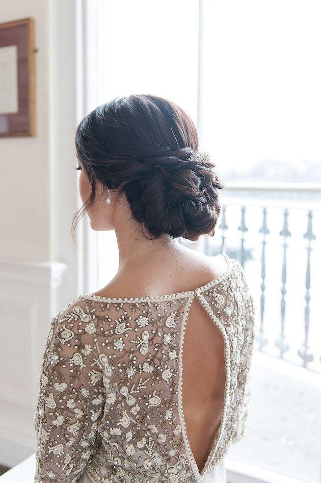 12 Zeitlose Hochsteckfrisuren Fur Die Braut Cosmetology Frisur