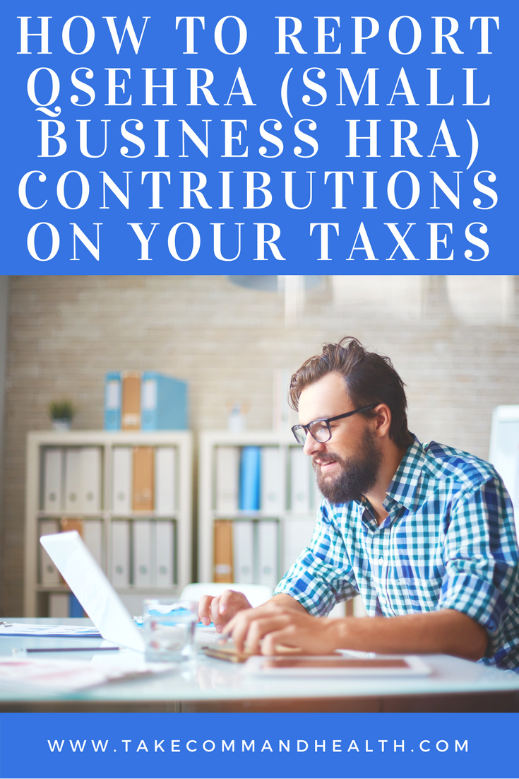 Small business HRAs and taxes: FORM 8962 now includes ...