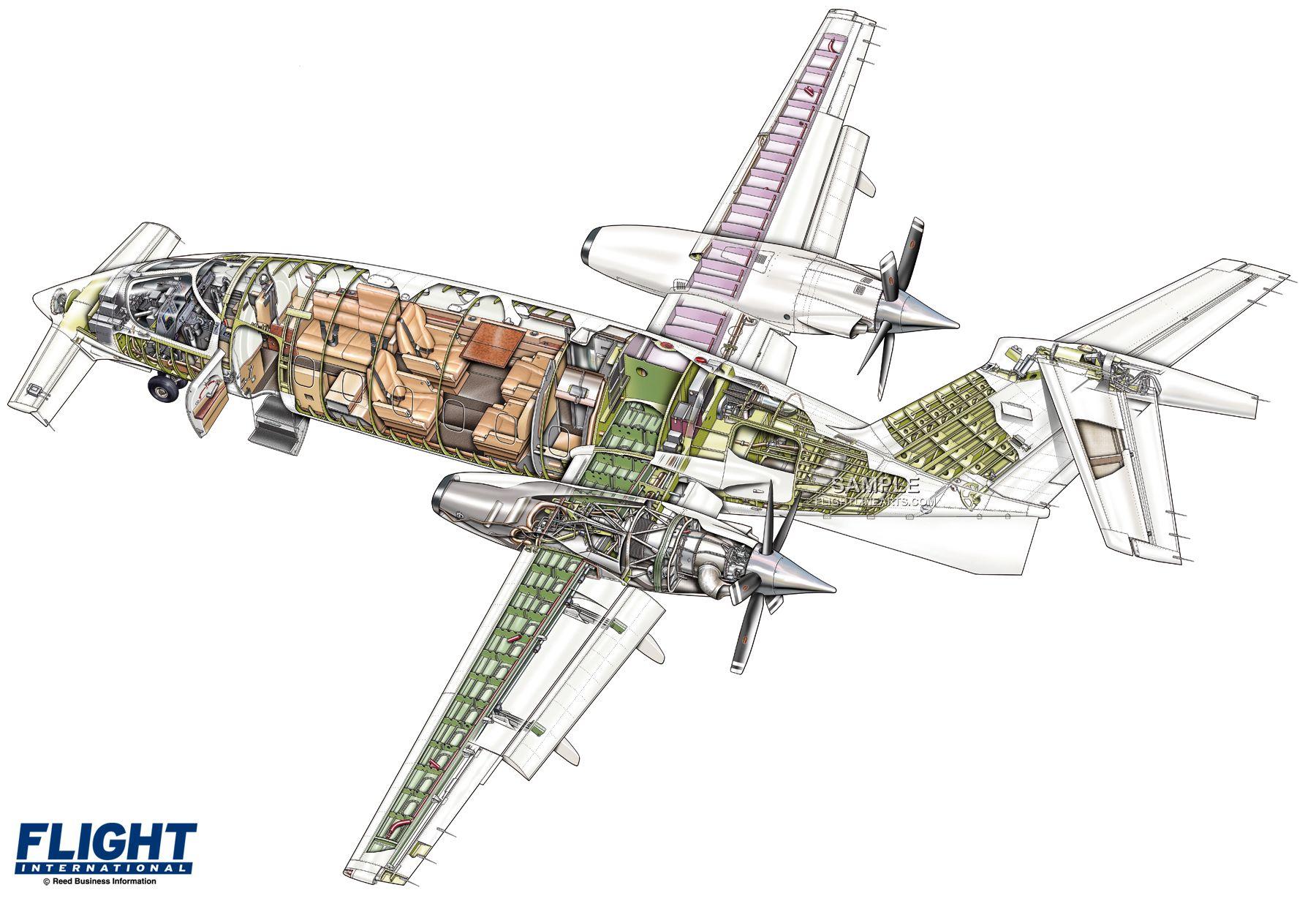 p180 avanti | great planes | pinterest | cutaway and planes