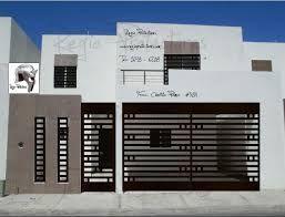 Resultado De Imagen Para Portones De Herreria Modernos 2012 Modern Fence Design House Fence Design
