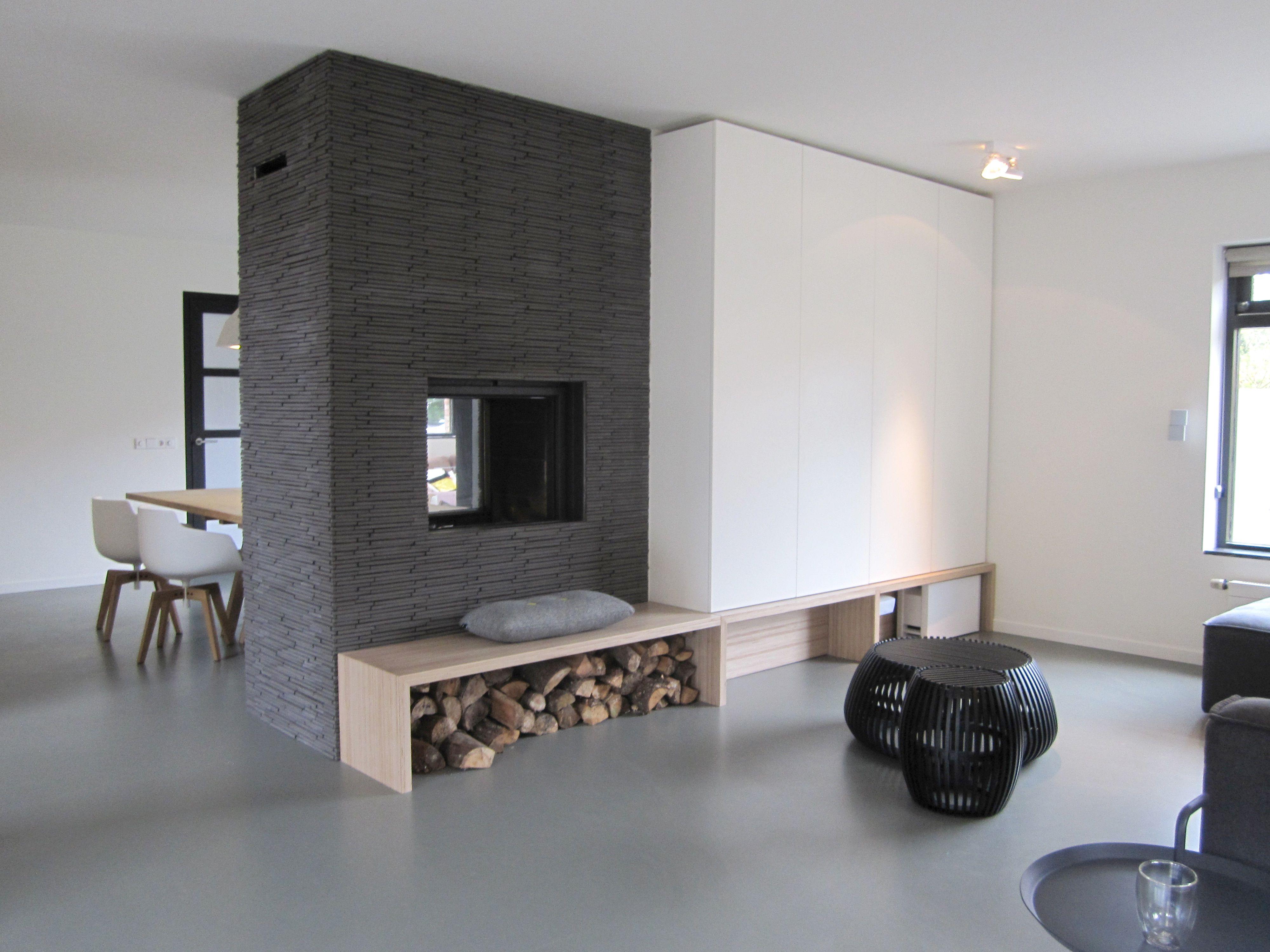 Keuken Met Trap : Studio ei ontwerp woning heemstede. interieurontwerp en