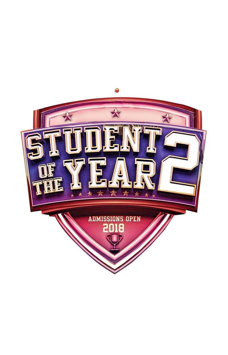 Student Of The Year 2 Text Png Png Text Png Movie Posters