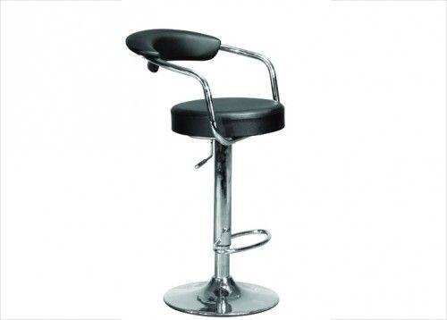 Courtney bar stool black